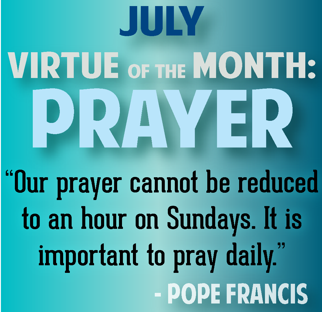 Prayer Virtue