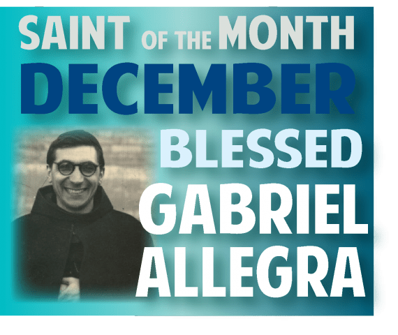 Saint of MonthGA