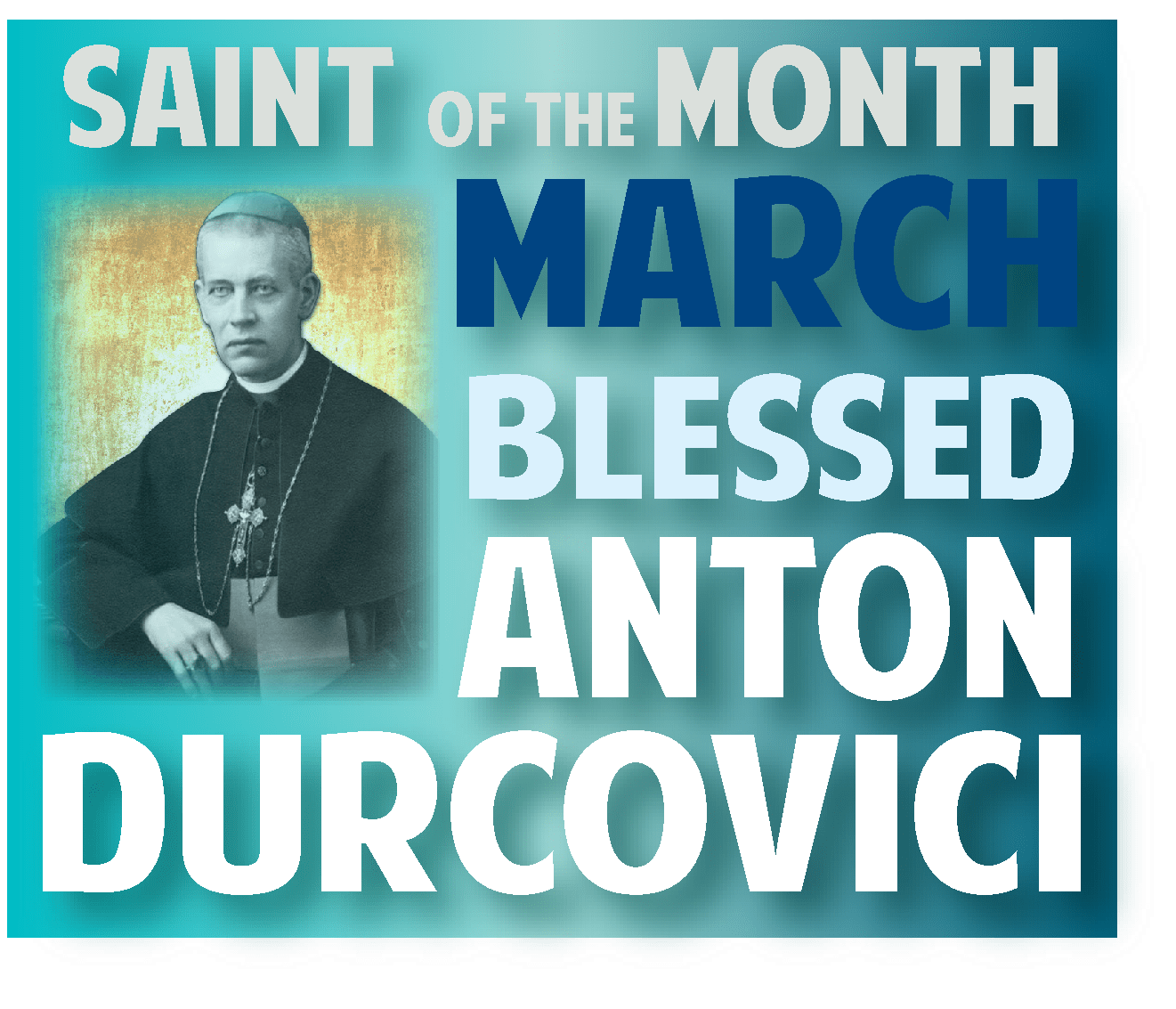 Saint of MonthMarCQ