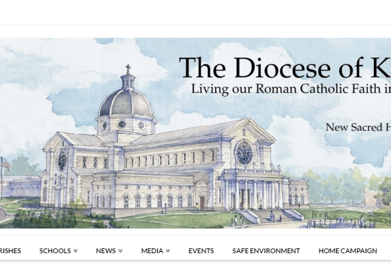 Knoxville website header
