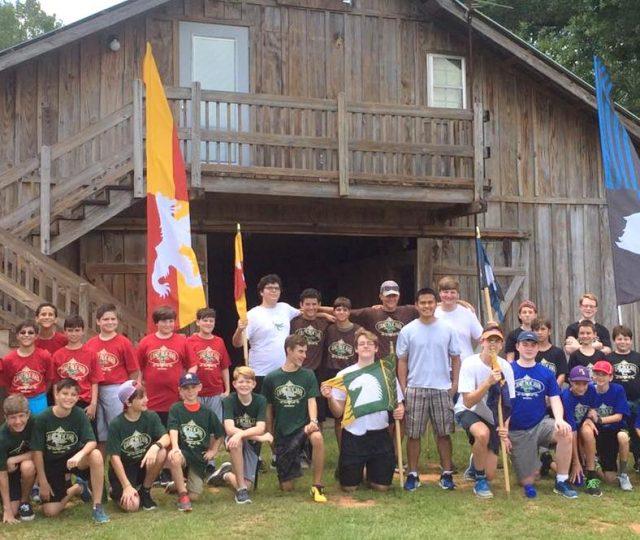 Knighthood Academy 2016-groupshot